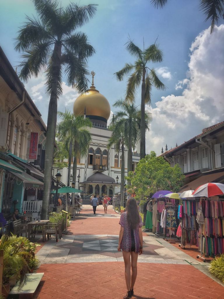 Sultan Mosque, Singapore. 20 Photos that will make you want to visit Singapore