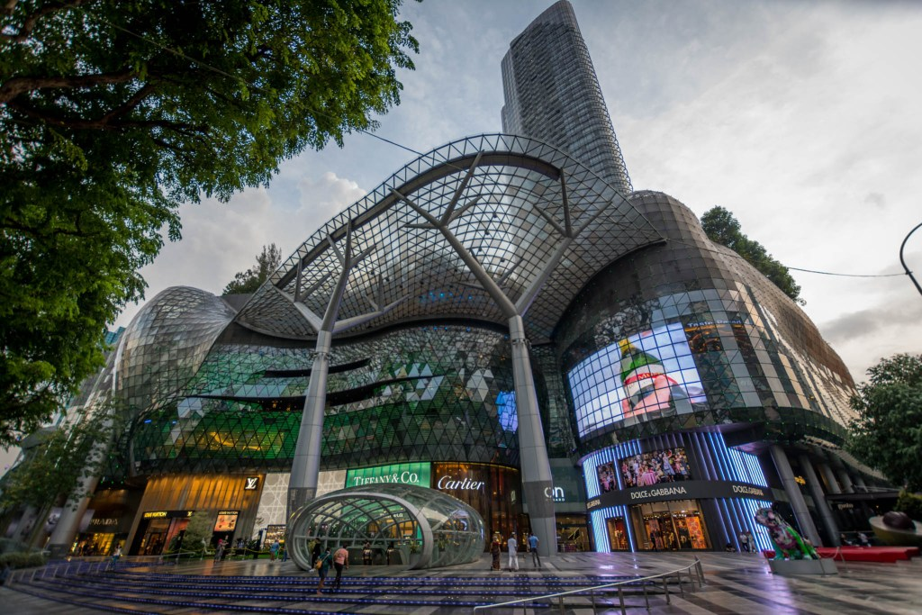 Orchard Road Singapore. 20 Photos that will make you want to visit Singapore