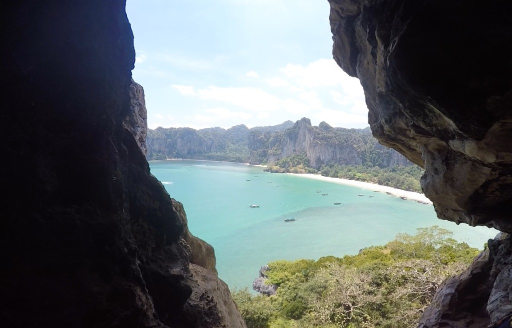 Basecamp Tonsai Rock Climbing in Railay