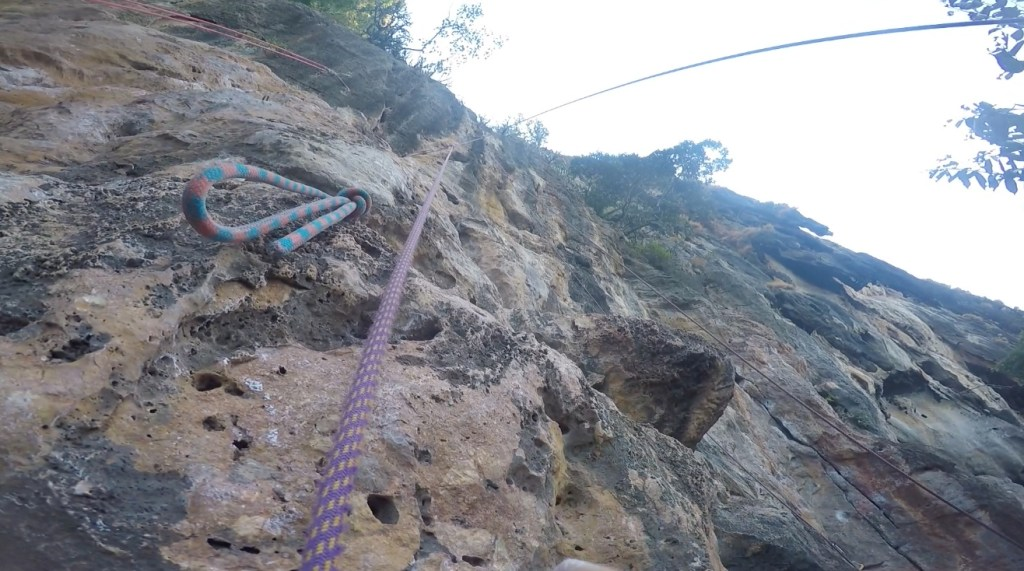Tonsai Rock Climbing in Railay