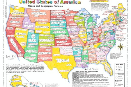 special edition usa map poster maps for the clroom