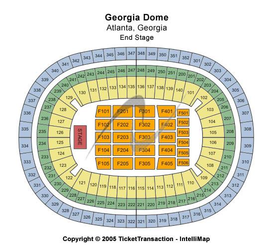 NCAA Men's Basketball Tournament: Final Four - All Session Strip Tickets 2013-04-06  Atlanta, GA, Georgia Dome