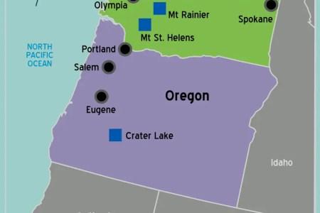 maps us map northwest