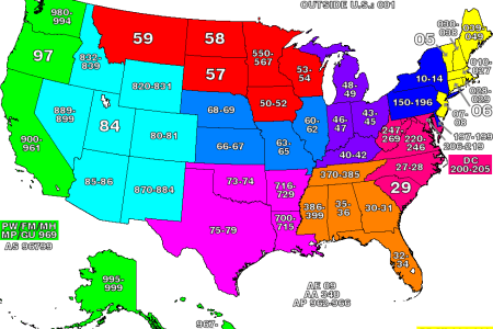united states zip code map mapsof.net