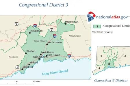maps us map connecticut
