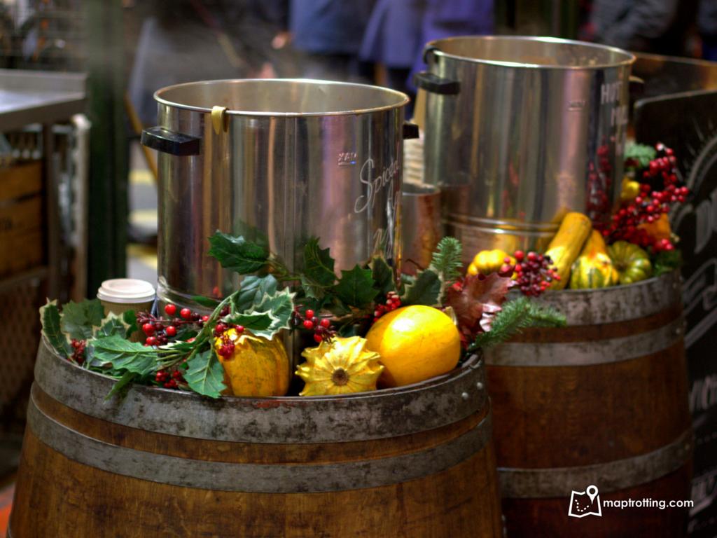 Mulled cider_Borough Market