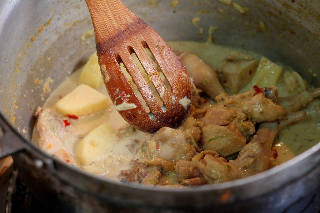 Ann's cooking class - Massaman curry