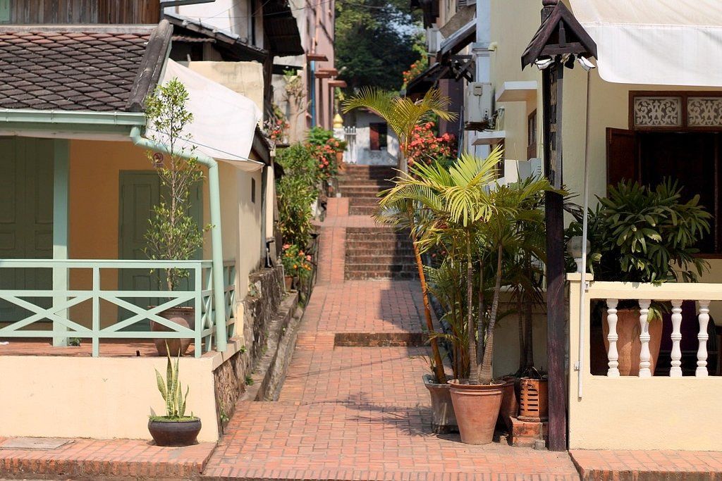 Luang Prabang - UNESCO World Heritage Site, Laos