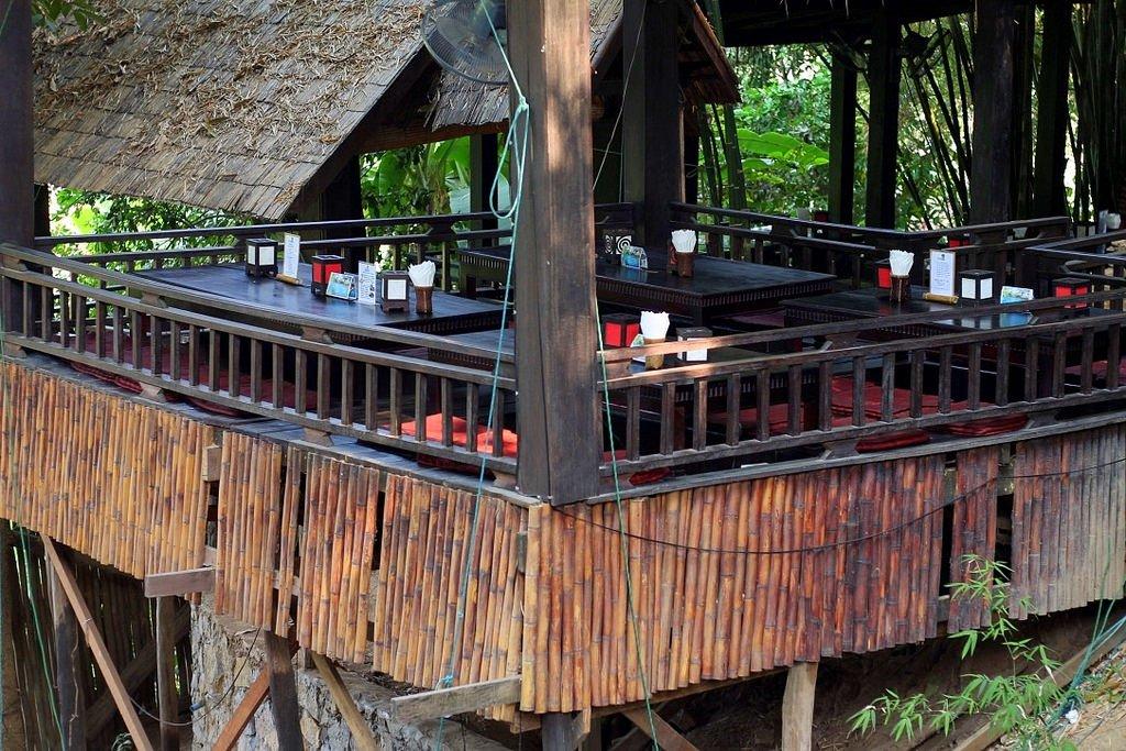 Dyen Sabai Restaurant, Luang Prabang, Laos
