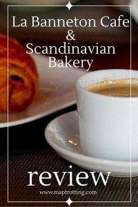 Le Banneton Cafe vs Scandinavian Bakery, Luang Prabang, Laos