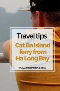 HOW TO: Cat Ba Island Ferry from Ha Long Bay