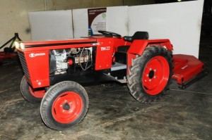 Tractor Jensen