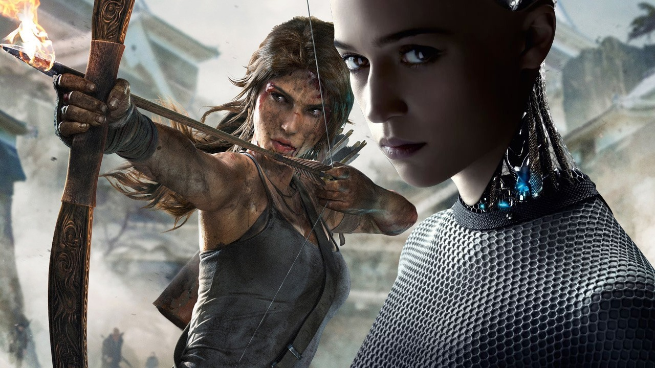 Alicia Vikander de A Garota Dinamarquesa e Ex Machina será a nova Tomb Raider