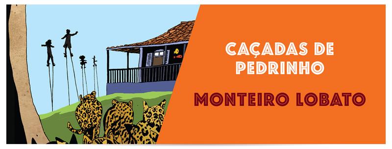 Globinho lança novas edições de clássicos do Monteiro Lobato