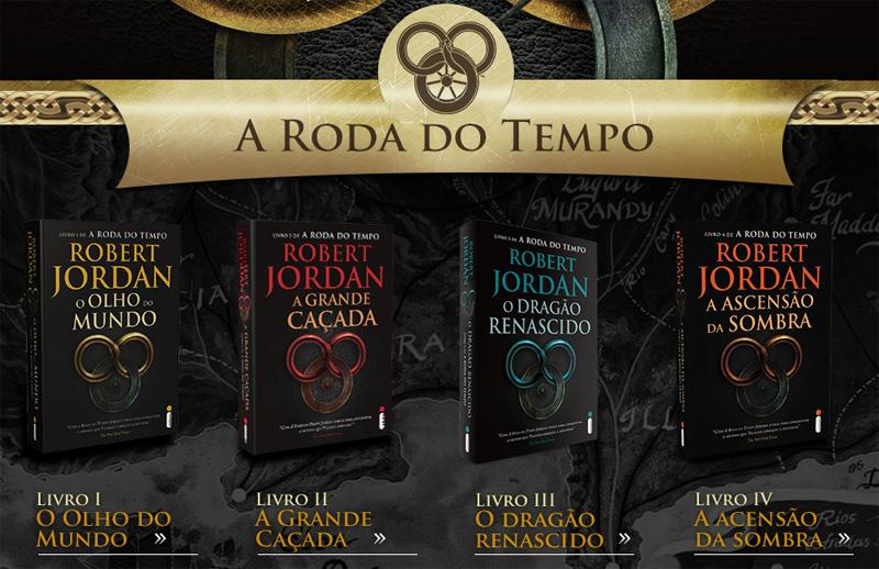 Saga literária A Roda do Tempo de Robert Jordan será adaptada como série de TV