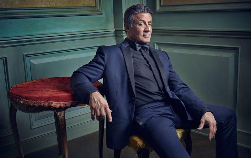 Sylvester Stallone poderá ser o astro de nova série de TV inspirada em Poderoso Chefão