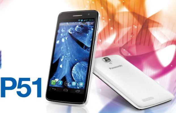 Panasonic launches P51 smartphone2
