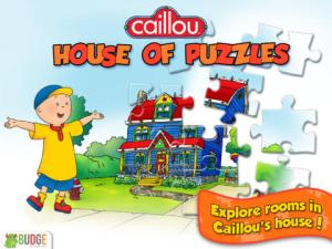 caillou_house of puzzle