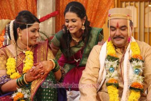 Mala Sasu Havi Marathi Serial photos