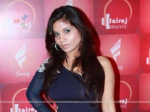 Nandini Sen at music launch of The Strugglers