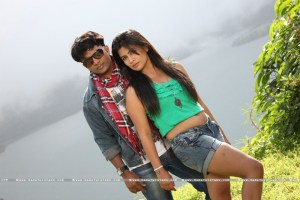 Ruchita Jadhav & Devendra Chougale  In welcome to jungle