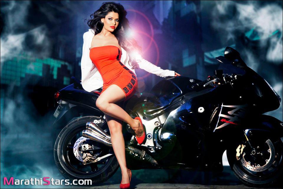 quotkhushi gadhviquot marathi model south actress photos wallpapers