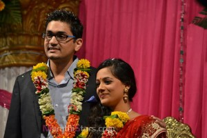 Spruha Joshi-Warad Laghate Engagement Photos