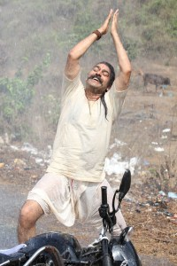 Ashutosh Rana In Marathi Movie Yeda