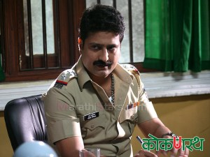Jitendra Joshi Marathi Actor - KOKANASHTA Marathi Movie Stills