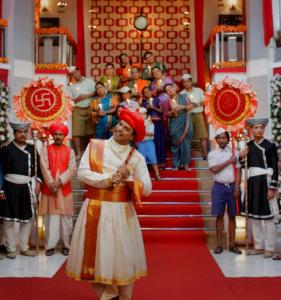 Shrimant Damodar Pant Movie Stills