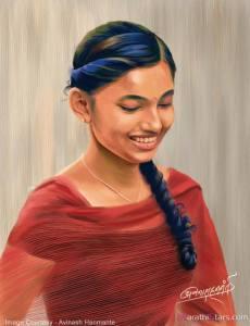Rajeshwari Kharat Marathi Actress