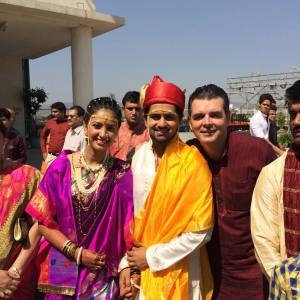 Shashank ketkar & Tejashri Pradhan Wedding Photos