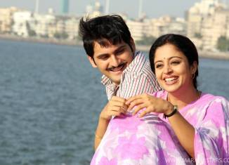 Siddharth Chandekar, Neha Pendse -Dusari Goshta Still Photos