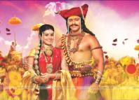 Jai Malhar - Marriage Ceremony of Khanderai-Mhalasa on Zee Marathi.