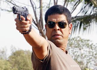 Murli Sharma - Saturday Sunday Marathi Movie Still Photos