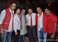 Sameer Dharmadhikari, Sai Tamhankar, Sachin Pilgaonkar, Swapnil Joshi, Sanjay Jadhav and Upendra Limaye