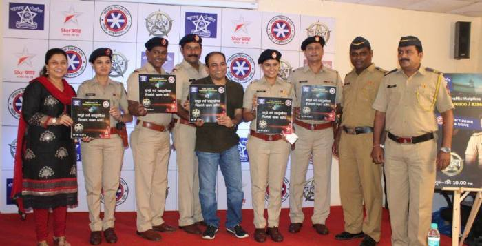 Road safety Campaign by Thane RTO and Star Pravah