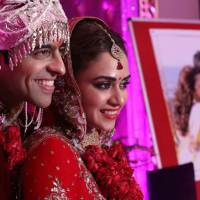 Amruta Khanvilkar Wedding Photos