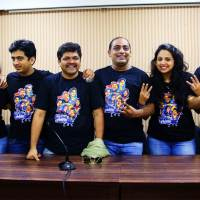 3D Rock Concert by the team of Dil Dosti Duniyadari