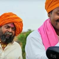 Gaaj Vaju Dya (Marathi Song) - Khwada | Adarsh Shinde