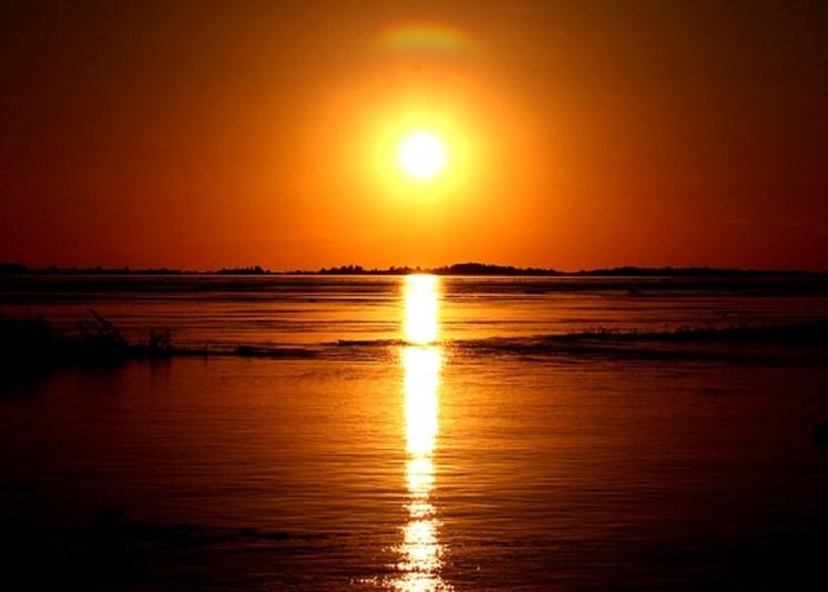 maravilasdesaber.com puesta de sol en el rio amazonas