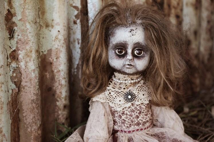 muñeca diabólica
