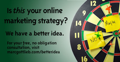 If a dartboard is your idea of a marketing strategy, we have a Better Idea