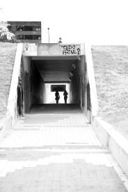 Passagem Subterrânea Asa Norte