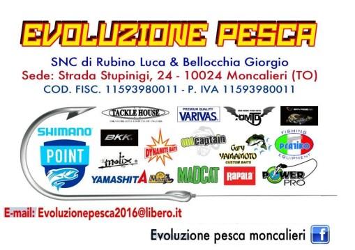 Evoluzione Pesca Moncalieri (TO)