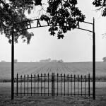 Havana Cemetery Gates, Havana, MN