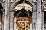 Boutique Entrance, Venice, Italy