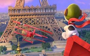 Snoopy chega aos cines polo Nadal