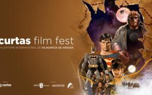 Vilagarcía faise friki co certame Curtas Film Fest