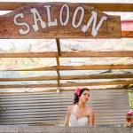 Shooting inspiration mariage mexicain Ma Régisseuse La Réunion saloon bar
